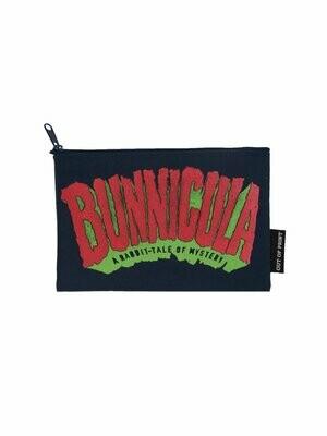 Bunnicula canvas pouch