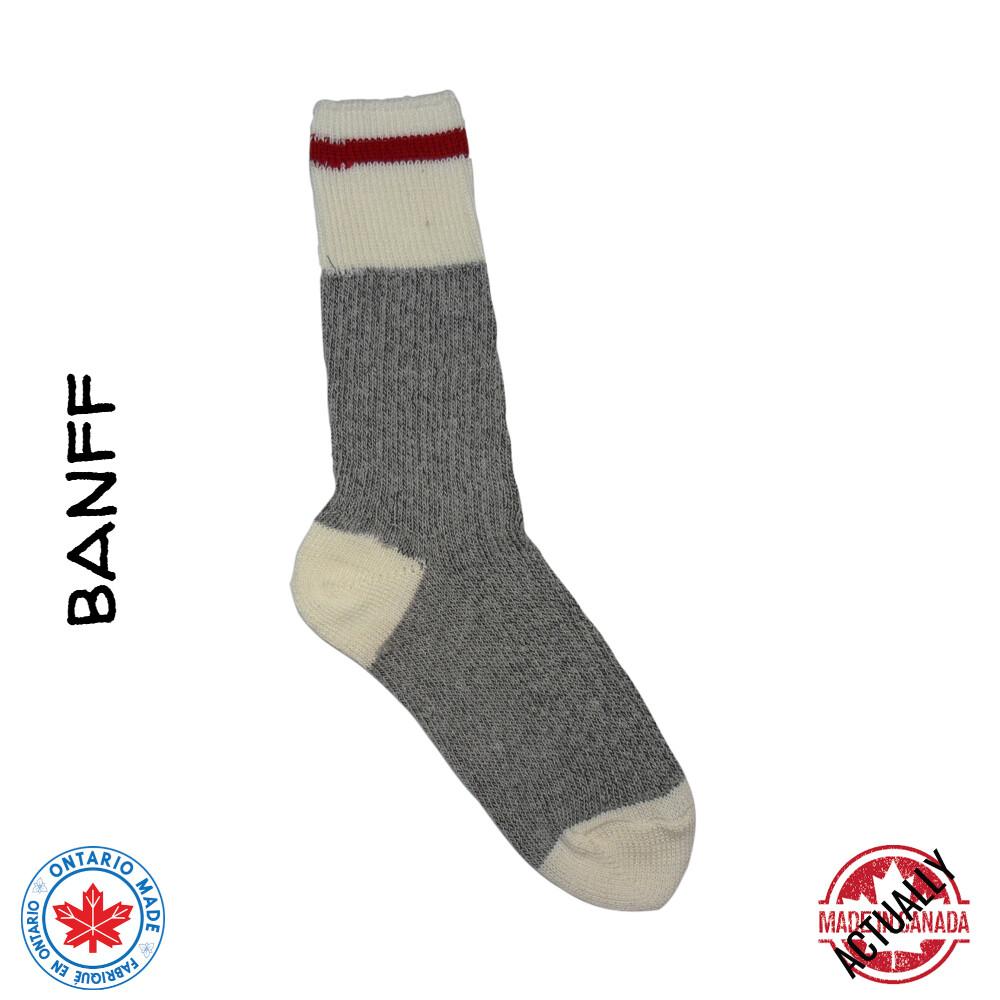 Banff Wool Boot 2-pair pack
