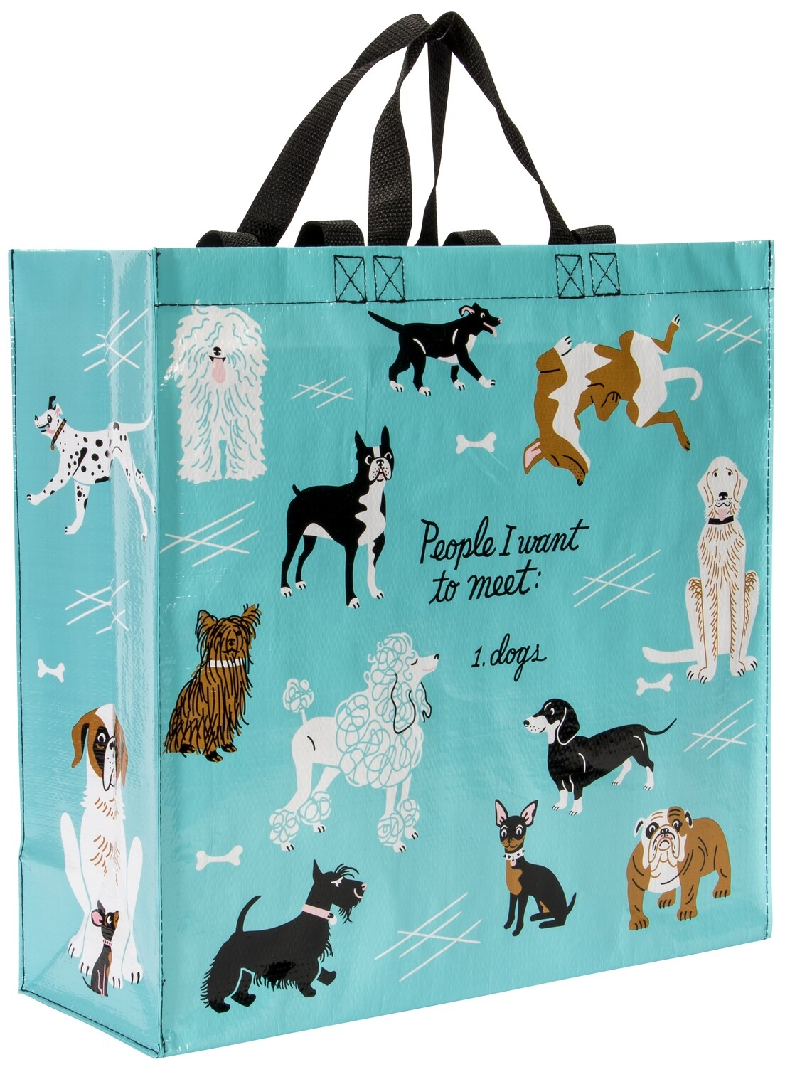 People I Want to Meet: Dogs shopper