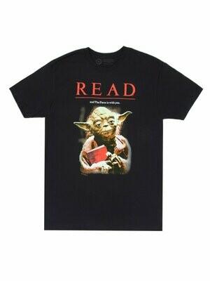 Yoda Star Wars READ Unisex T-Shirt