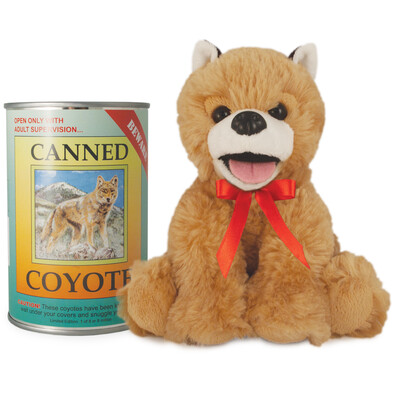 """6"""" Canned Coyote"""