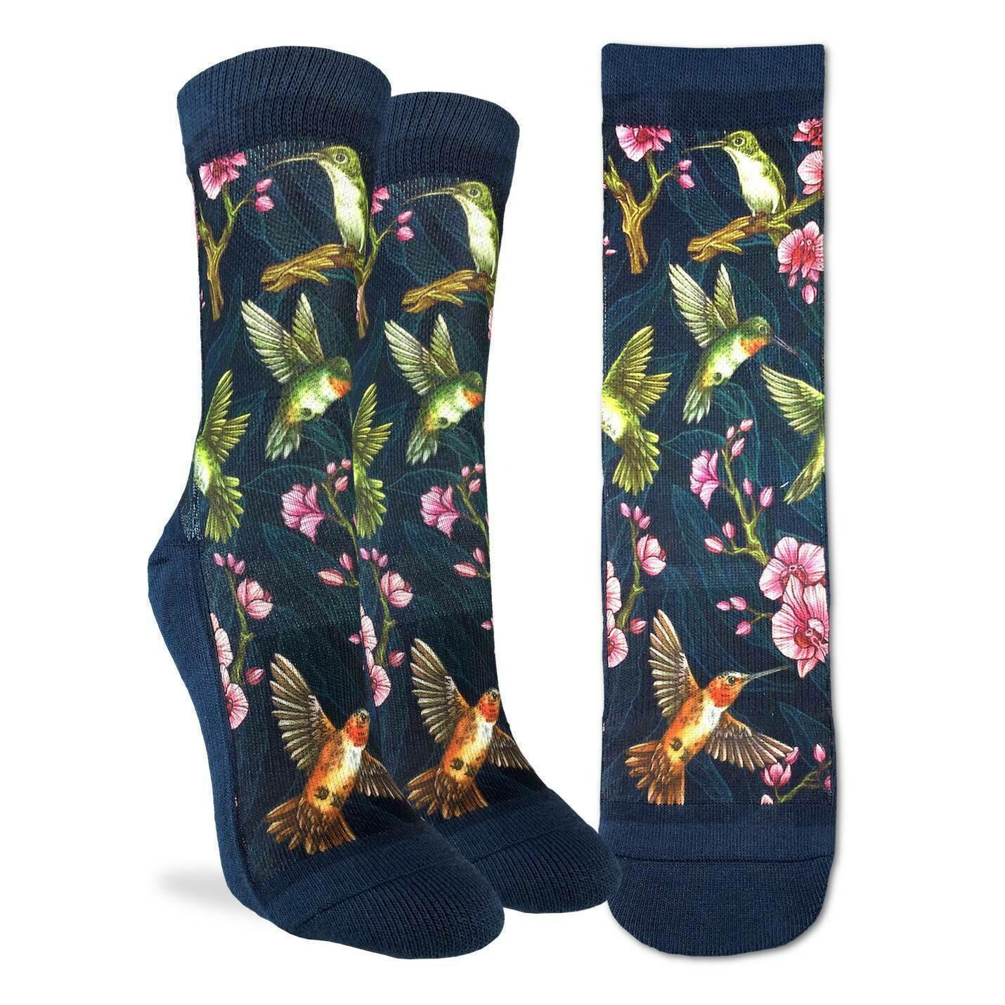 Hummingbird Socks