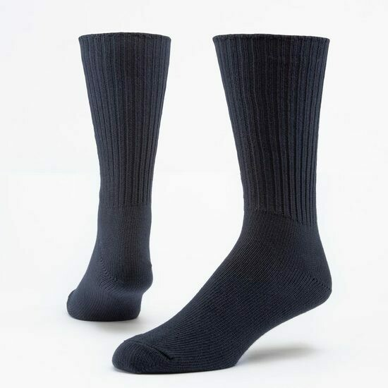 Organic Cotton Mid Calf Socks