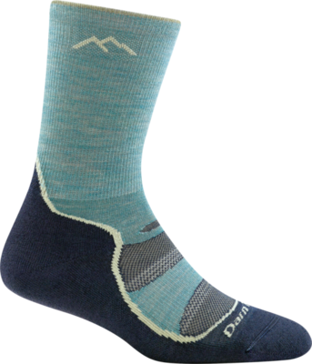 WOMEN'S LIGHT HIKER MICRO CREW LIGHTWEIGHT HIKING SOCK