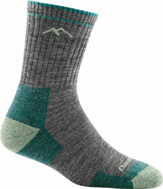 WOMEN'S HIKER MICRO CREW MIDWEIGHT HIKING SOCK
