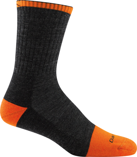 UNISEX STEELY MICRO CREW MIDWEIGHT WORK SOCK