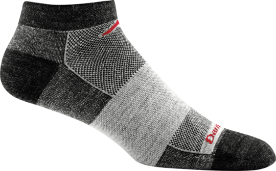 MEN'S 1437 NO SHOW LIGHTWEIGHT ATHLETIC SOCK