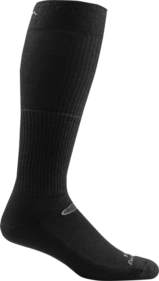 MEN'S/UNISEX OVER-THE-CALF LIGHTWEIGHT TACTICAL SOCK WITH CUSHION