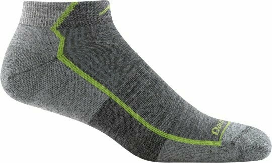 UNISEX HIKER NO SHOW LIGHTWEIGHT HIKING SOCK