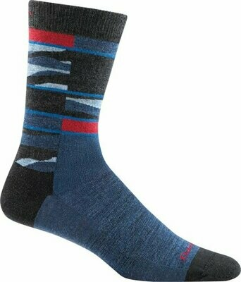 UNISEX ICEFIELDS CREW LIGHTWEIGHT LIFESTYLE SOCK