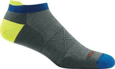 UNISEX VERTEX NO-SHOW ULTRA-LIGHTWEIGHT CUSHION RUNNING SOCKS