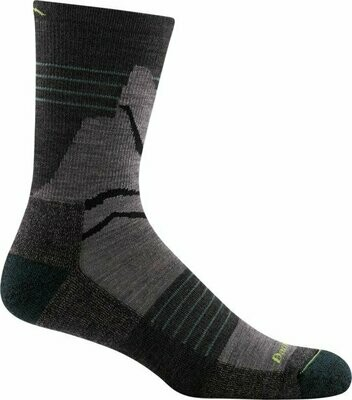 UNISEX PINNACLE MICRO CREW LIGHTWEIGHT HIKING SOCK
