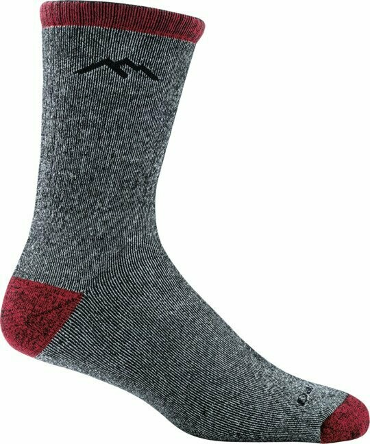 UNISEX MOUNTAINEERING MICRO CREW HEAVYWEIGHT HIKING SOCK