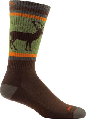 UNISEX UNCLE BUCK BOOT MIDWEIGHT HIKING SOCK