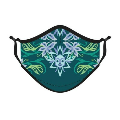 Reusable 4-ply Face Cover-upper - Soul Blossoms