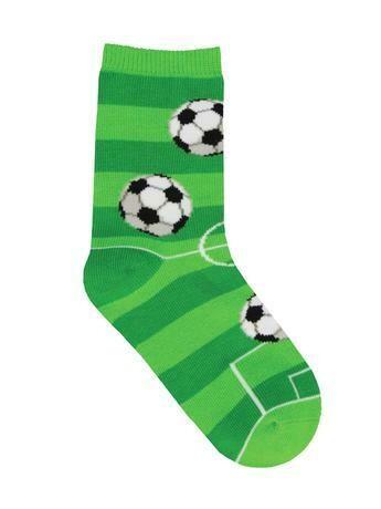 Goal For It Soccer Kids Socks