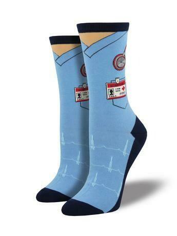 Scrubs Socks