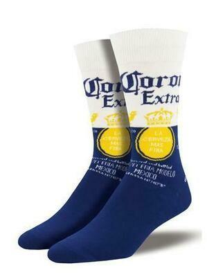 Corona Beer Socks