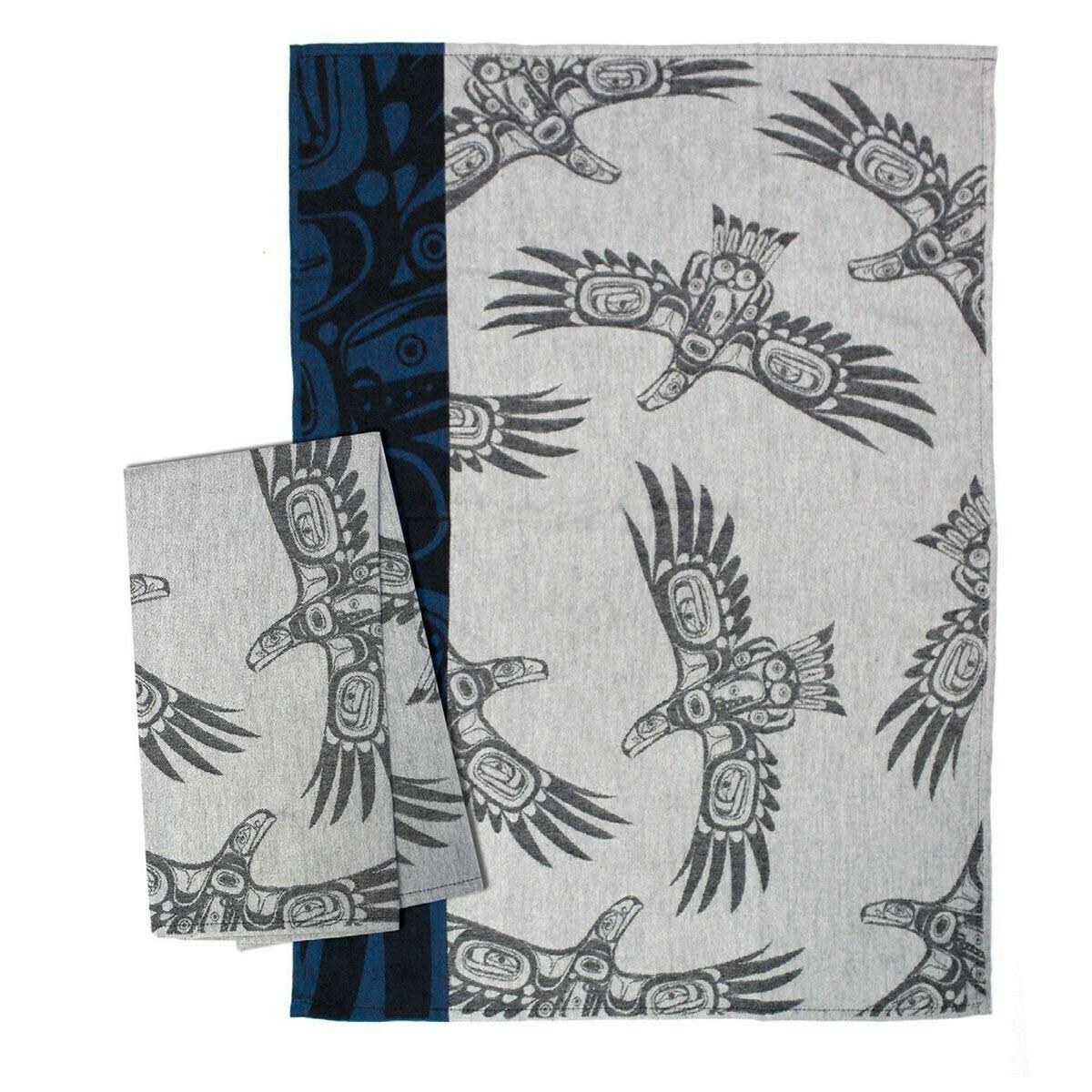 Tea Towel - Soaring Eagle