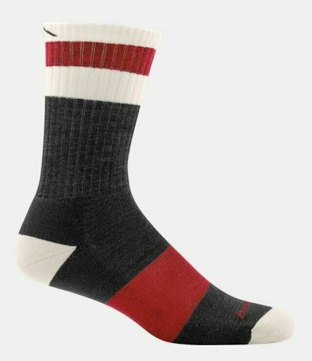 UNISEX HIKER MICRO CREW MIDWEIGHT HIKING SOCK