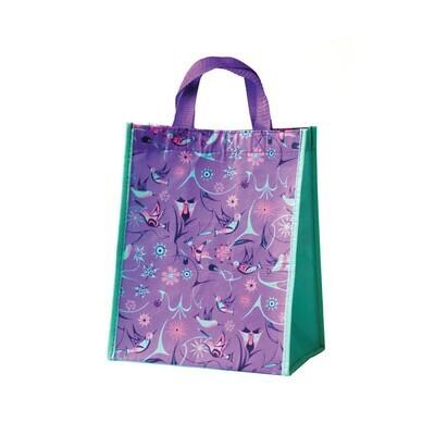 Eco Bag Small - Hummingbirds