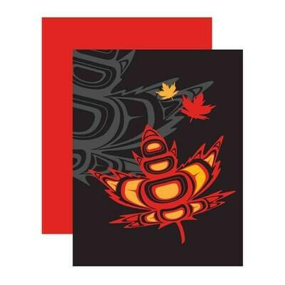 Notebook - Indigenous Maple