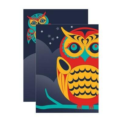 Notebook - Owl
