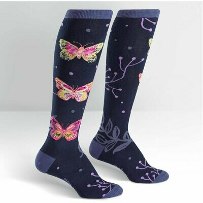 Madame Butterfly Knee High