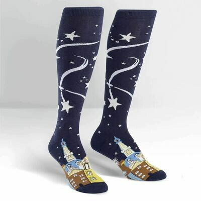 Wish Upon A Star Knee High