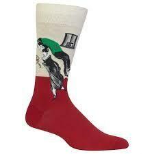 Marc Chagall The Birthday Crew Socks