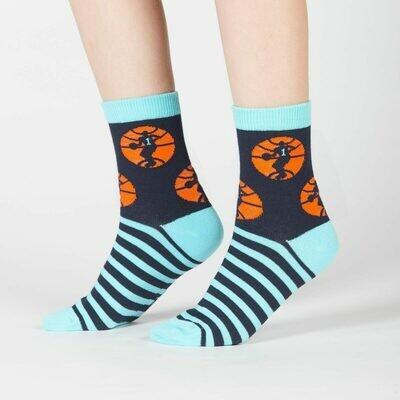 Nothin' But Net Kids Crew Socks