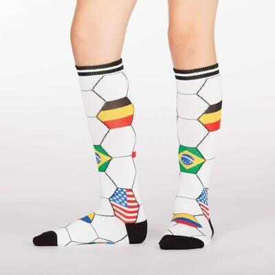 Kick It Kids Knee High Socks