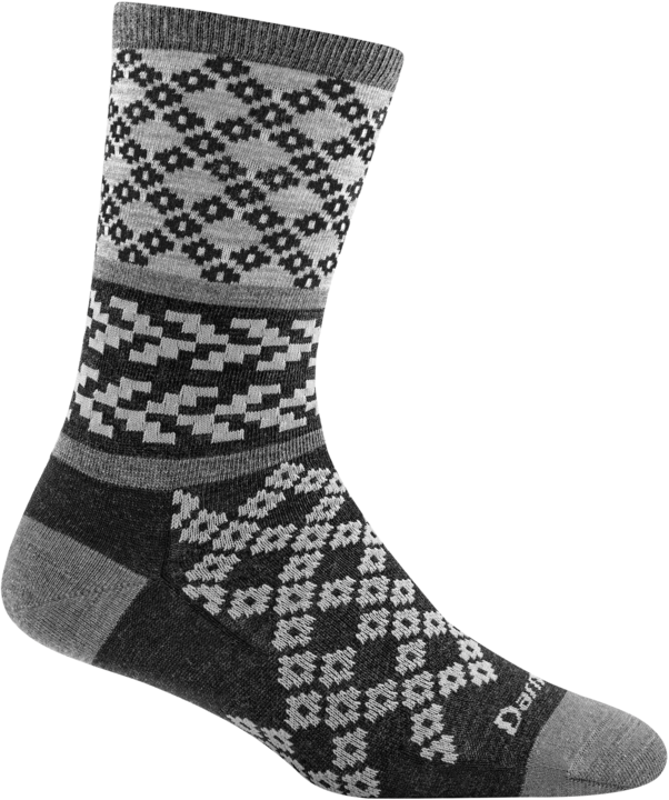 WOMEN'S GRETA CREW LIGHTWEIGHT LIFESTYLE SOCK