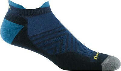 UNISEX RUN NO SHOW TAB ULTRA-LIGHTWEIGHT CUSHION RUNNING SOCK