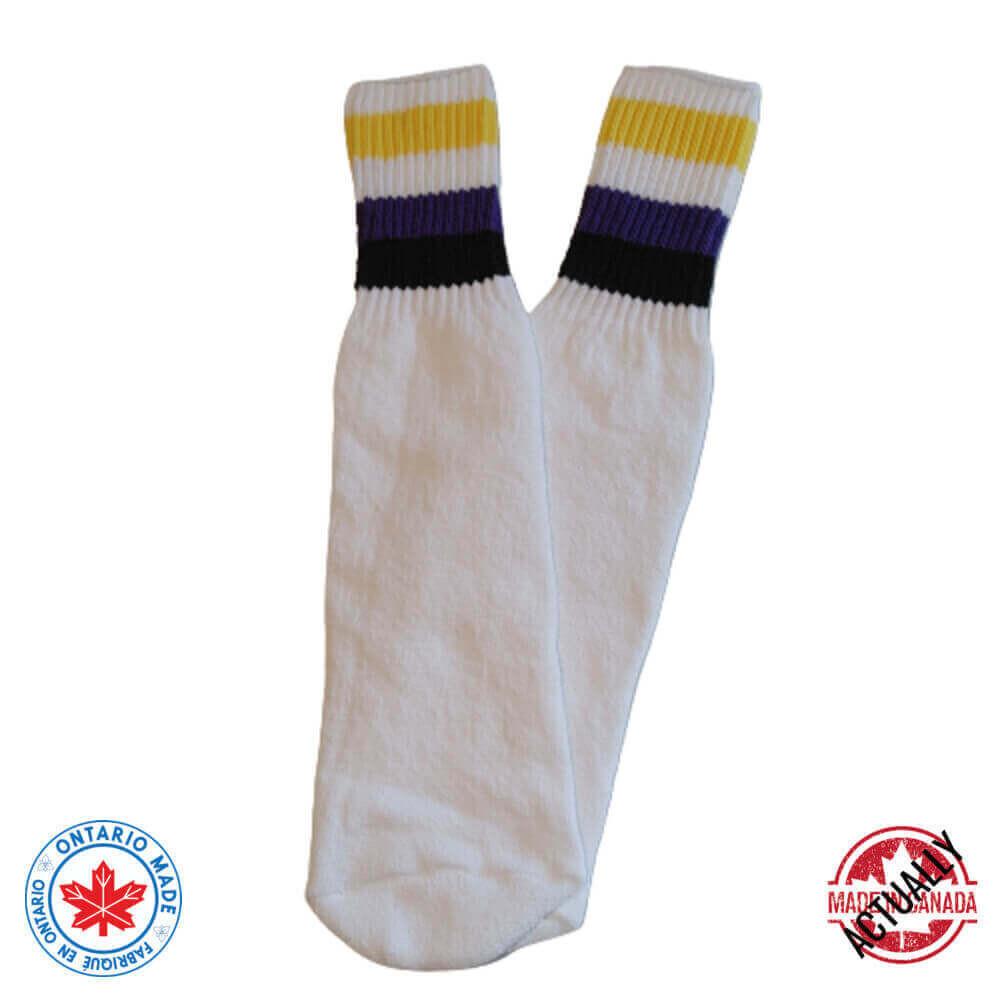 """Pride Non-Binary Tube Sock  - 16"""" Length"""