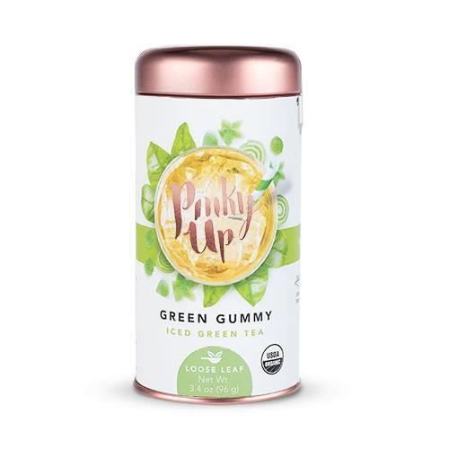 Pinky Up Green Gummy Loose Leaf Tea