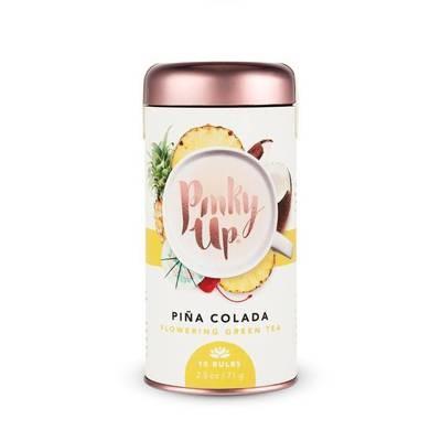 Pinky Up Pina Colada Flowering Tea Bulbs
