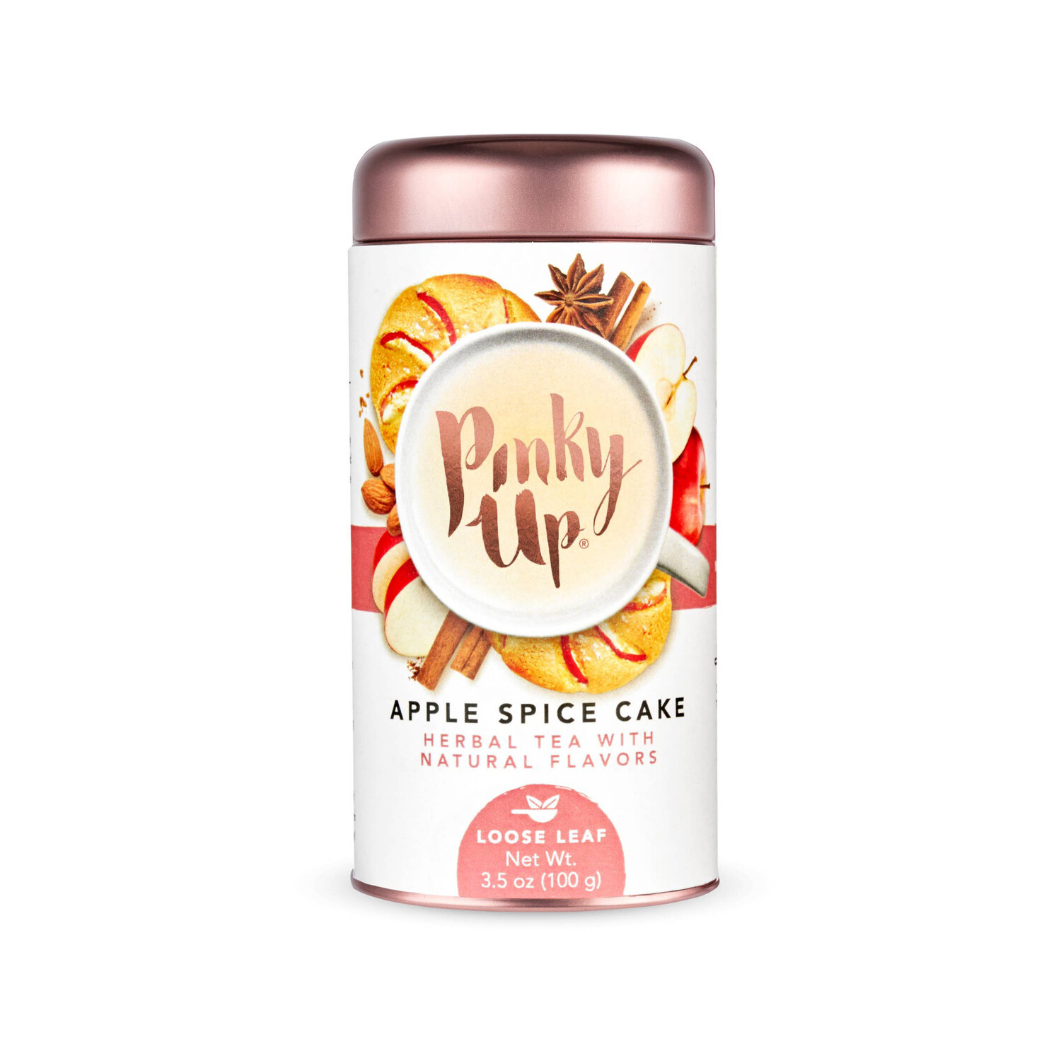 Pinky Up Apple Spice Cake Loose Leaf