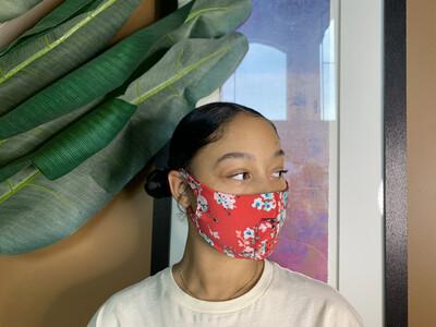 Jersey Fabric Reusable Mask