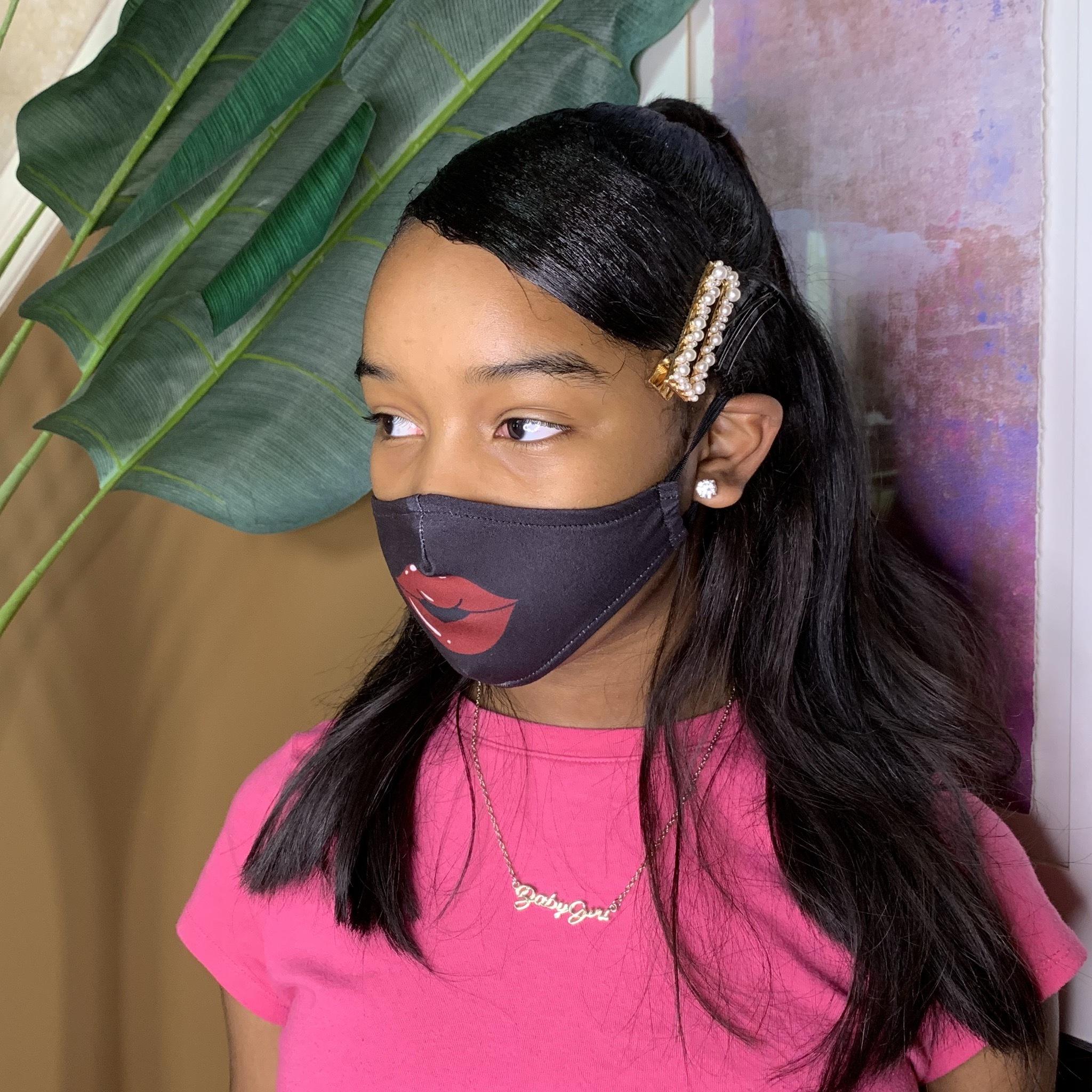 Children's Lippie Facial Mask