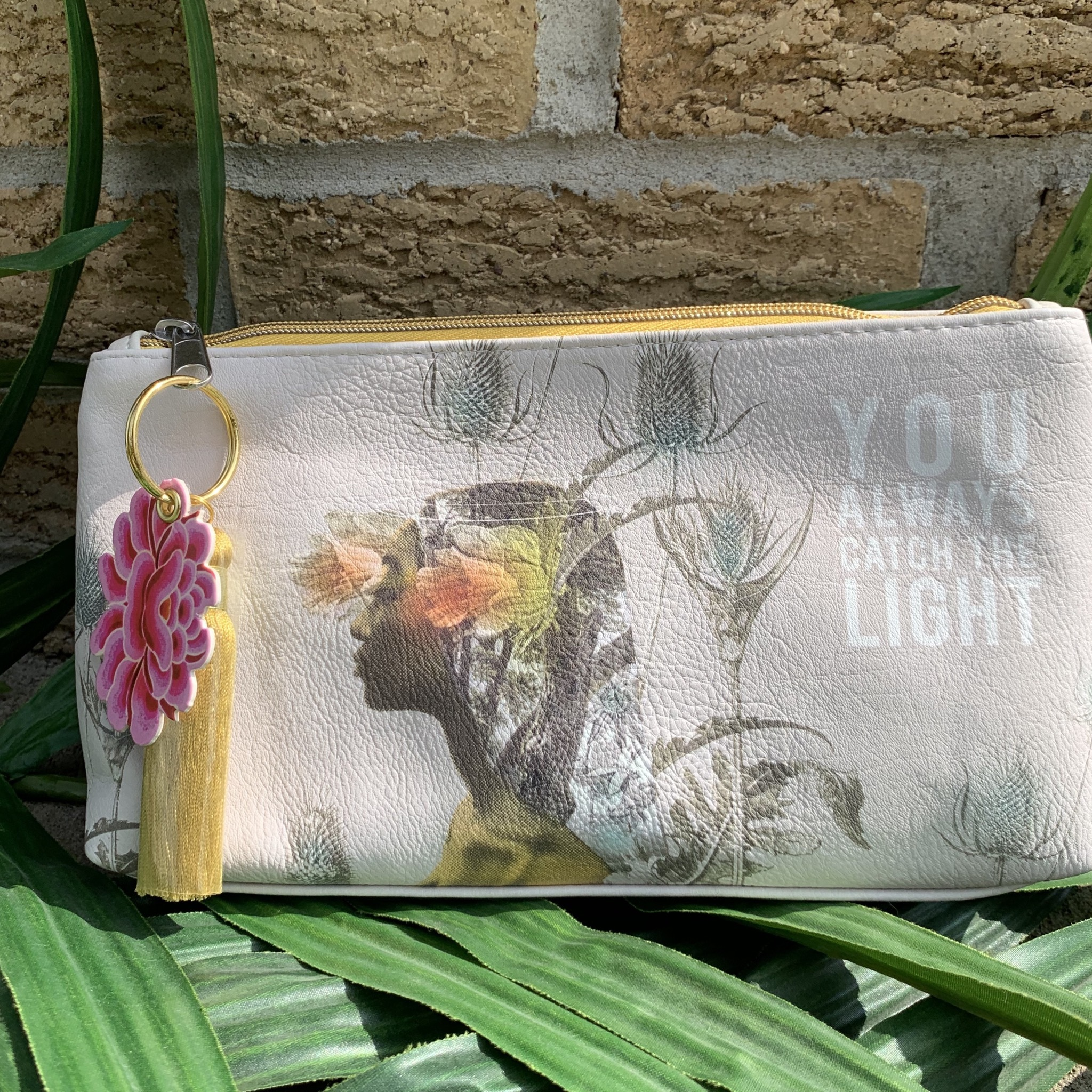 You're Light Small Tassel Pouch UPHB0001-YLSTP