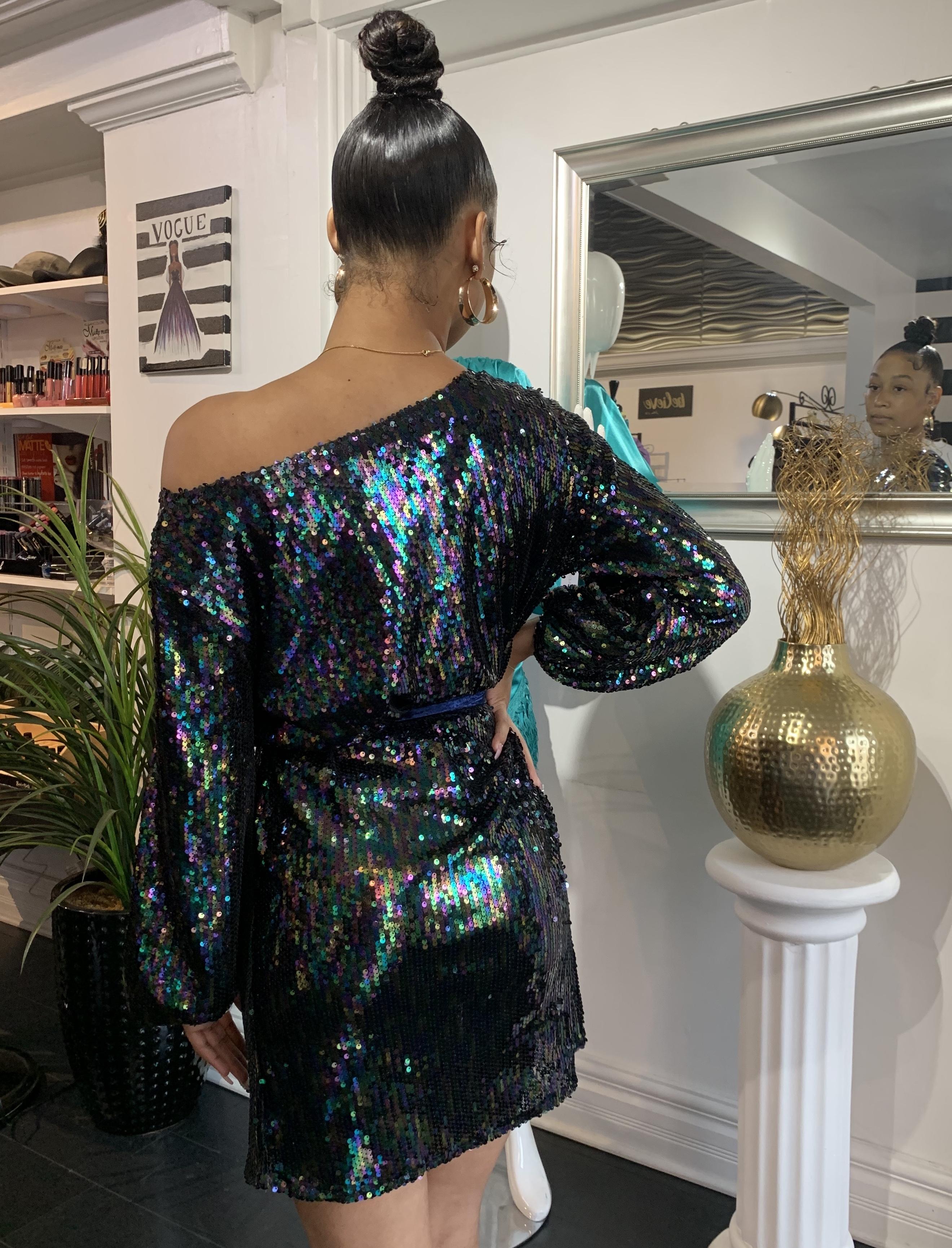 NYE Glitz Dress