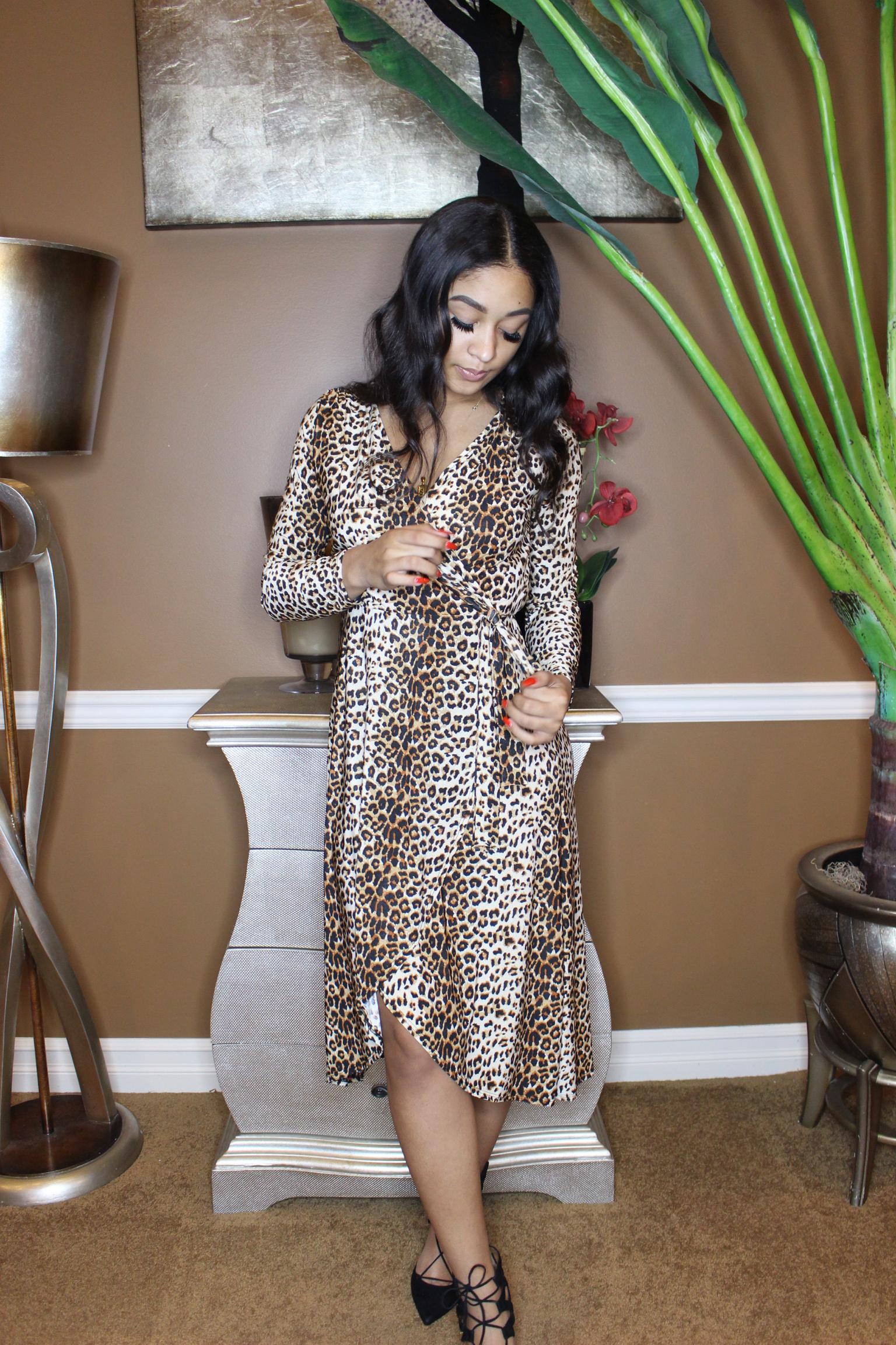 Nalah Wrap Dress UPDR668-NALAH