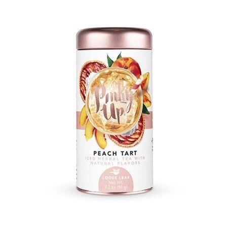 Pinky Up Peach Tart Loose Leaf Tea
