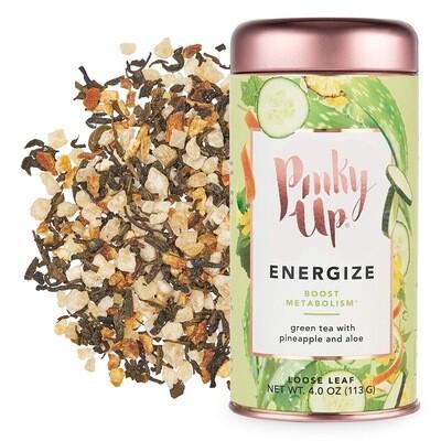 Pinky Up Energize Blend Loose Leaf Tea