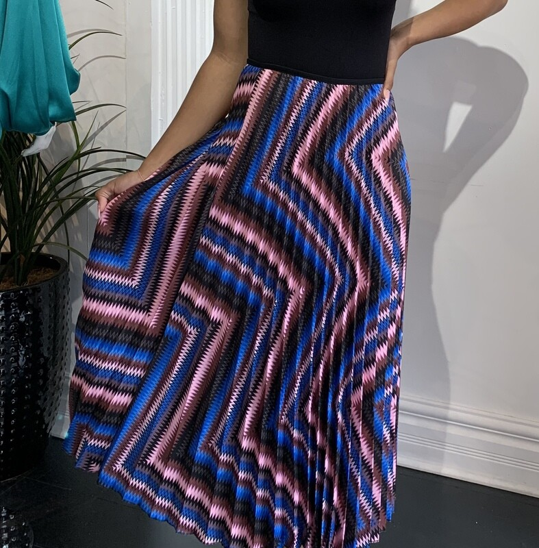 Niko Pleated Skirt
