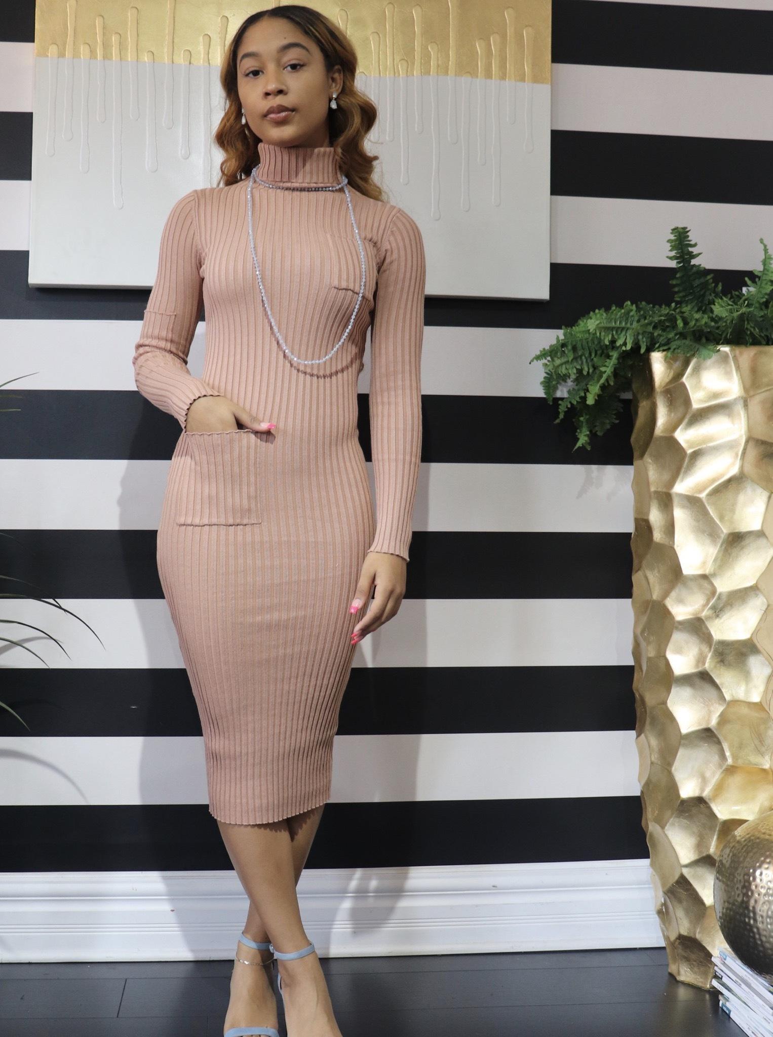 Doreen Sweater Dress