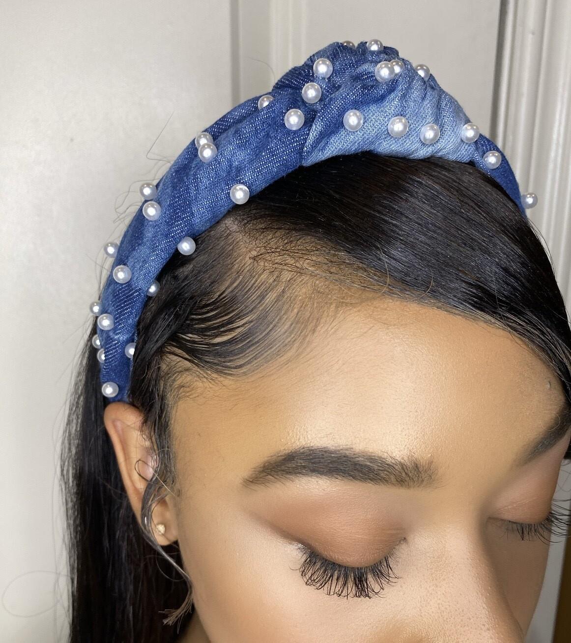 Pearly Headbands