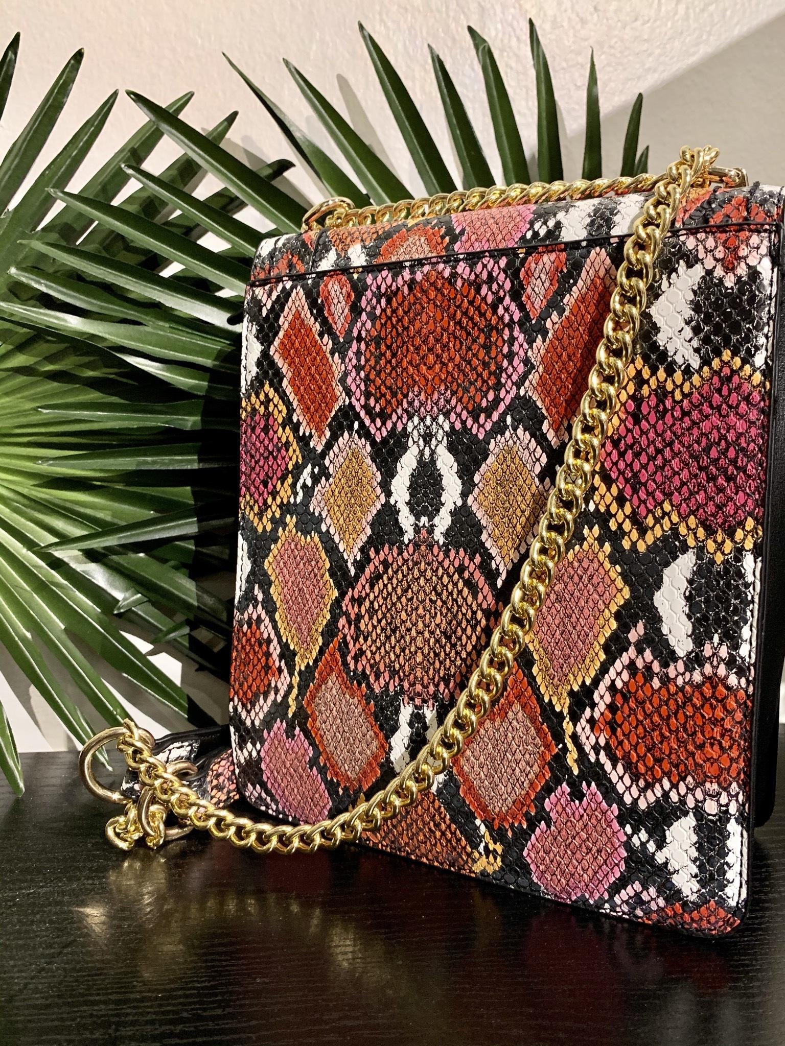 Larina Crossbody Chain Handbag