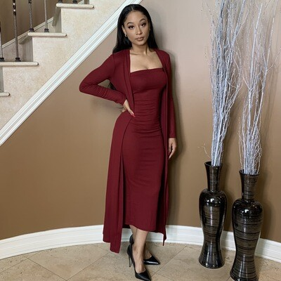 Ruby Dee Two Piece Dress Set